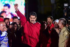 Venezuela's Maduro slams US sanctions on him over the controversial Constitutional Assembly election