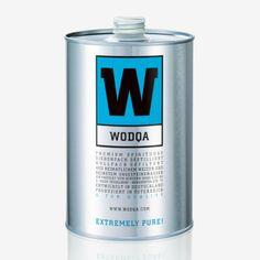 Wodqa® Premiumvodka