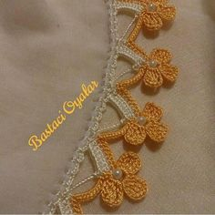 35 Most Beautiful Crochet Flower Beaded Lace Patterns – # 35 # Flower … - Blumen Beaded Lace, Beaded Flowers, Crochet Flowers, Fabric Flowers, Crochet Lace Edging, Crochet Doilies, Lace Patterns, Baby Knitting Patterns, Crochet Summer Tops