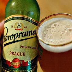 13th February 2013 ~ #DailyPint 44: Pint of Staropramen. Oh dear. 4/10 [Drank at Home]