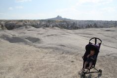La Cappadoce - Turquie jamais sans ma Quinny