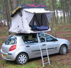 Survival camping tips Camping Guide, Diy Camping, Camping Hacks, Camping Gear, Jeep Wrangler, Accessoires Camping Car, Car Tent, Car Camper, Truck Camping