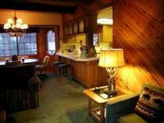 "Cabin ""Chateau Schierman"". Interested in booking this cabin call us today at 800-693-0018 or visit our website at www.villagereservations.net"