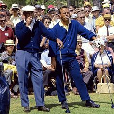 "Arnold Palmer, like John Wayne, grew up during the ""cigarette"" era.  Heroes have shortcomings too."