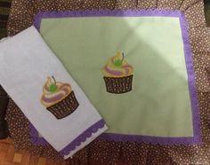 Kit tema cup cake