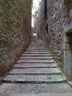 permission Provence, Sidewalk, Stairs, France, Stairway, Side Walkway, Walkway, Staircases, Ladders