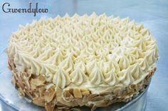 Tarta Mascota - Tarta de crema de mantequilla