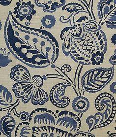 Pindler & Pindler Batik Azure - $42.05 | onlinefabricstore.net