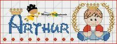 Alphabet, Cross Stitch Baby, Plastic Canvas, Mickey Mouse, Projects To Try, Snoopy, Kids, Fictional Characters, Crossstitch
