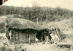 Russia, 1920's korean house Photographer Unidentified