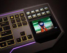 Star Wars LED Gaming Keyboard by Razer (2)
