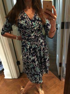 Brixon Ivy. Renesme faux wrap dress. Stitch fix