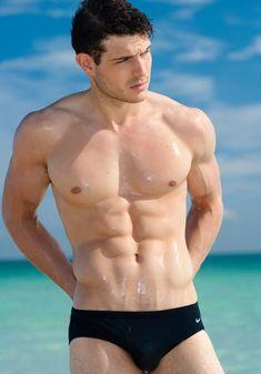 mens boxers,mens underwear,sport men underwear: Joshua Day