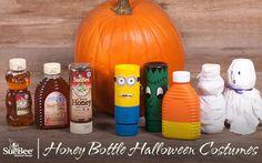 Honey Bottle Halloween Costumes