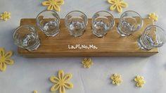SET da LIQUORE , by Lapinoma idee in legno e non solo, 18,00 € su misshobby.com