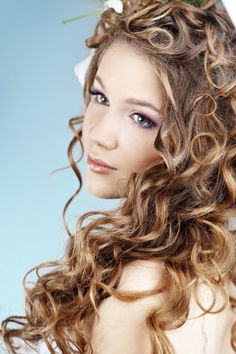 tapered hairstyles for natural hair : Sweet 15 Hairstyles For Long Hair sweet 15 inspiration on pinterest ...