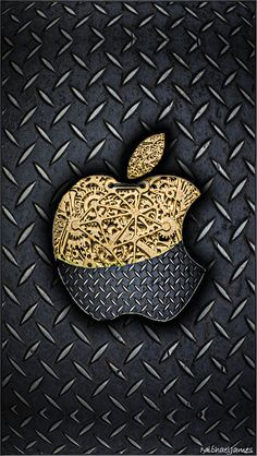 Mechanical Apple-01 Apple iPhone 5s hd wallpapers available for free download.