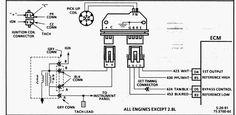 85 gmc diagrama de cableado