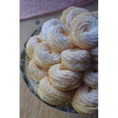 Vanilkové venčeky - Vanilla Windmills - Vanillekränzchen / baked by www.sistersbakery.sk