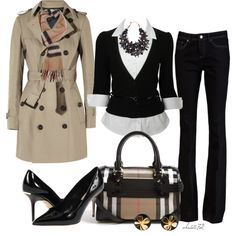 A fashion look from January 2013 featuring Forever 21 tops, Burberry coats e Rachel Zoe jeans. Browse and shop related looks.