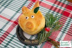 Glücksbringer Schweinchen Hufeisen Snacks Für Party, Watermelon, Pineapple, Food And Drink, Fruit, Cool Stuff, Desserts, New Years Eve Party, Essen