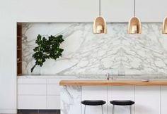 Mármore Carrara na decoração