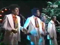 Save The Last Dance For Me, Drifters-1960 -- such wild and crazy guys, gently kicking out alternate feet as they sing.