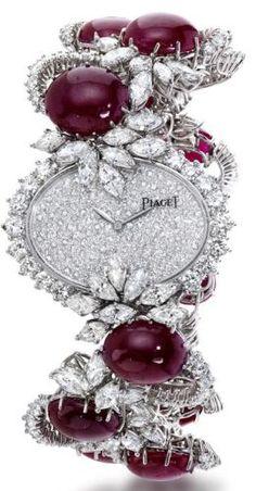 Piaget Relógio de pulso formato de pulseira