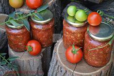 Good Food, Yummy Food, Tasty, Canning Recipes, Salad Recipes, Romanian Food, Ratatouille, I Foods, Preserves