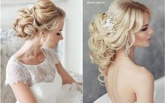 45 Most Romantic Wedding Hairstyles For Long Hair | Hi Miss Puff - Part 4