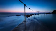 Divide by Simon Roppel on Wind Turbine, Divider, Landscape, Beach, Water, Photography, Outdoor, Gripe Water, Outdoors