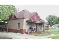 3 bedroom, 1 bath, 2 storage buildings and large fenced yard perfect to build your shop on.