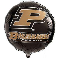 Purdue University™ Mylar Balloon