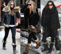 how to wear snow boots, winter outfits, snow outfits, sorrel boots Boots Ski, Sorel Winter Boots, Snow Boots, Sorel Boots, Duck Boots, Rain Boots, Sorel Joan Of Arctic, Winter Wear, Autumn Winter Fashion