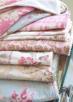 Receiving Blankets - idea for DIY ones