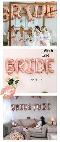 d4c0dd3f1488c Fancy Bridal Shower Bachelorette Party Decorations Supplies