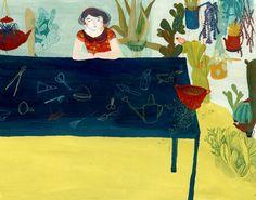 Book de Julie Bernard via http://julie-bernard.ultra-book.com/portfolio