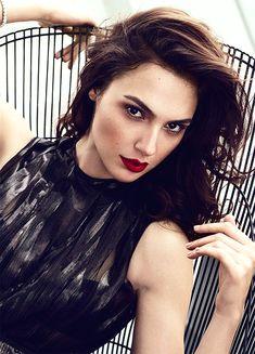 No puedo pensar en una mujer más bella que esta.