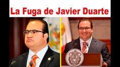 Javier Duarte huye de Veracruz, lo deja en la miseria
