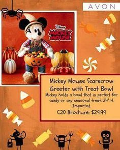 Be sure you have this to greet your trick-or-treaters this year! Your kids will love it. www.youravon.com/lindabacho #avonrep