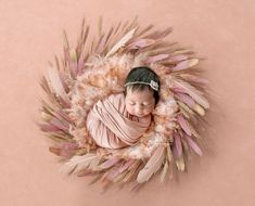 Newborn baby girl photography- Haylie D Photography