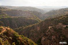 Arribes del Duero, frontera entre Portugal y España
