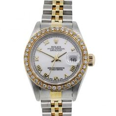 What a pretty blinged out Rolex