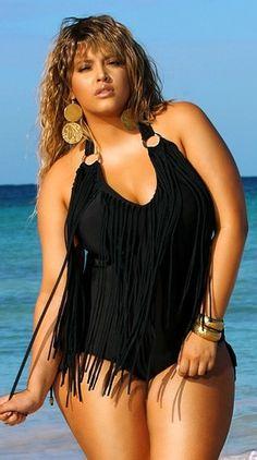 cute beach swimsuit