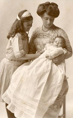 With mother and sister Marjorie | Flickr - Photo Sharing!