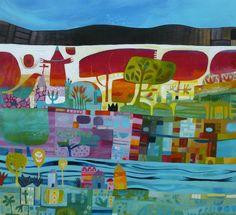 Charlie O'Sullivan SWAc : London Affordable Art Fair 2011 March 10th - 13th