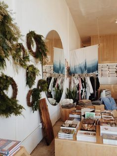 Another spot I wanted to check out while in LA over Thanksgiving was  General Store in Venice. I follow one of the founders, Serena Mitnik-Miller , on instagram and love her hand-crafted aesthetic that carries from her  artwork to the store. The store carries a careful curation of home goods,  clothing and accessories. I felt like I could have spent hours in here  soaking up everything it had to offer! A must-see when you're in the Venice  area (or near their other store in San Francisco)…