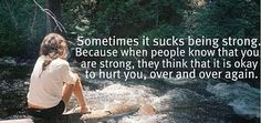 Girl Being Strong Quotes