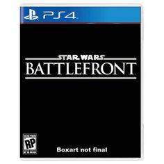 Starwars Battlefront (PlayStation 4)