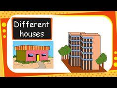 He elegido este vídeo porque presenta los diferentes estilos de viviendas en relación al clima que existe en sus lugares de construcción. Si bien utiliza standard English con acento hindú, con unas leves indicaciones a los alumnos sobre éste, la comprensión no se verá afectada..